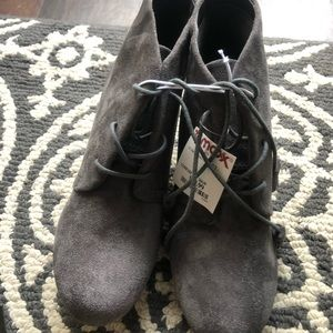 Women's size 8 ankle boots Brand New With Tags
